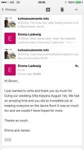 IMG 5227 169x300 169x300 - Great Wedding party at Villa Kalyana