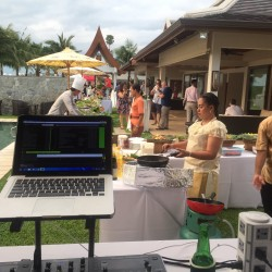 koh samui wedding DJ