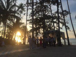 15094997 1016048301858371 5374634083977845367 n 300x225 - Sunset Wedding