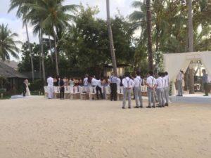 15109540 1016048158525052 4450154228178358769 n 300x225 - Sunset Wedding