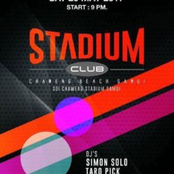 Stadium Club-Chaweng-Opening Party