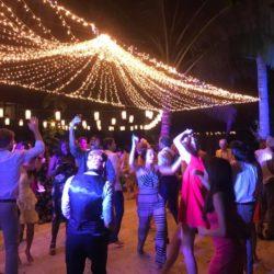 Villa Kalyana Dancefloor