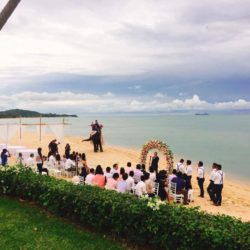 Miskawaan Beach Wedding