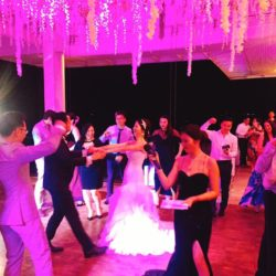Chinese Wedding Intercontinental Dance Floor