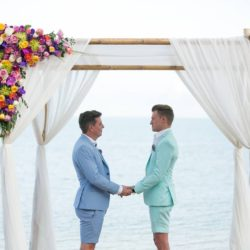 Gay Wedding Koh Samui