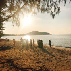 Ban Suriya Wedding Beach