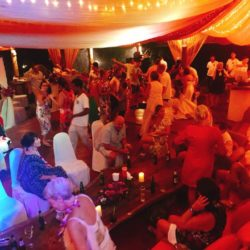 Jungle Club Wedding Koh Samui DJ
