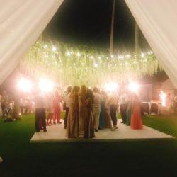 Ban Suriya Wedding Dancefloor