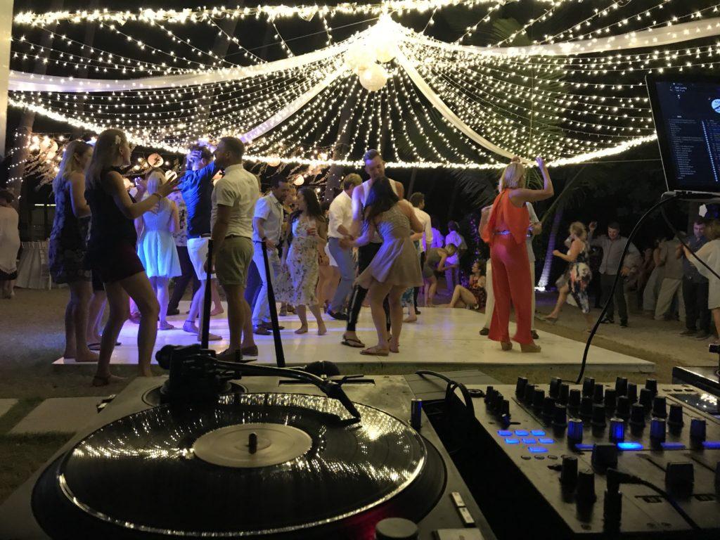 IMG 6835 1024x768 - Jesse & Courtney's Wedding - Villa Kalyana, Laem Sor, Samui