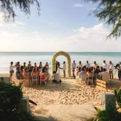 Stunning Beach Ceremony