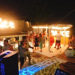 Bar Dancefloor Koh Koon Villa