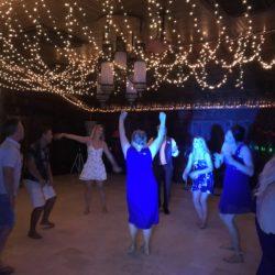 Rockys Wedding Dancefloor