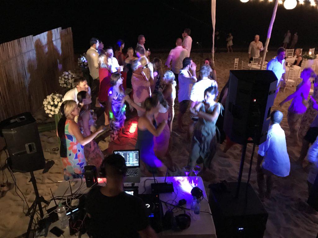 IMG 7913 1024x768 - Awesome Wedding Party at Anantara