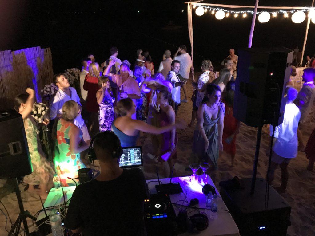 IMG 7916 1024x768 - Awesome Wedding Party at Anantara