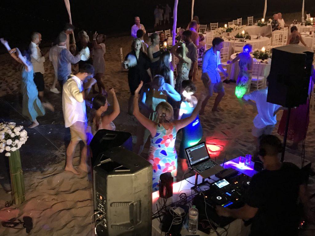 IMG 7919 1024x768 - Awesome Wedding Party at Anantara
