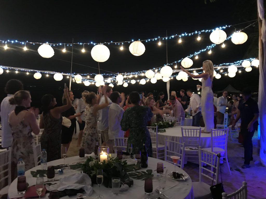 IMG 7920 1024x768 - Awesome Wedding Party at Anantara
