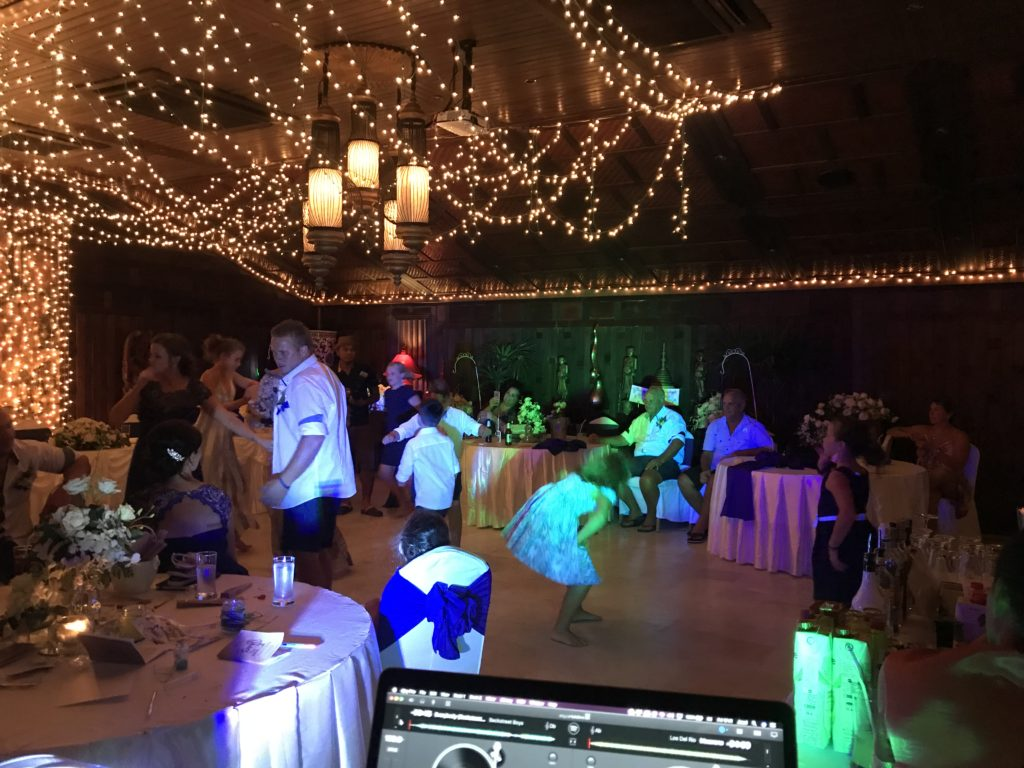 IMG 7998 1024x768 - Really Fun Wedding at Rockys Resort Koh Samui