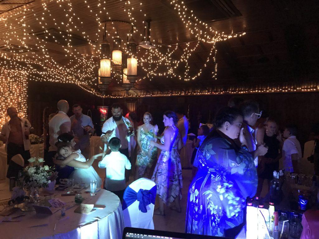 IMG 8004 1024x768 - Really Fun Wedding at Rockys Resort Koh Samui
