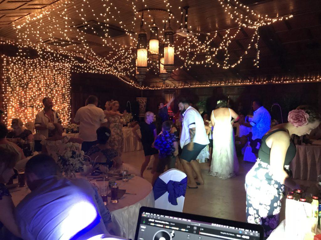 IMG 8006 1024x768 - Really Fun Wedding at Rockys Resort Koh Samui