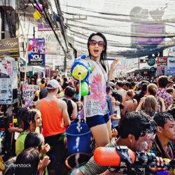 Songkran Koh Samui