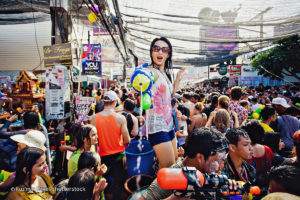 songkran in samui 4 300x200 - Happy Songkran Thai New Year Water Festival from Koh Samui Events!
