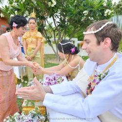 Thai Wedding Ceremony Koh Samui
