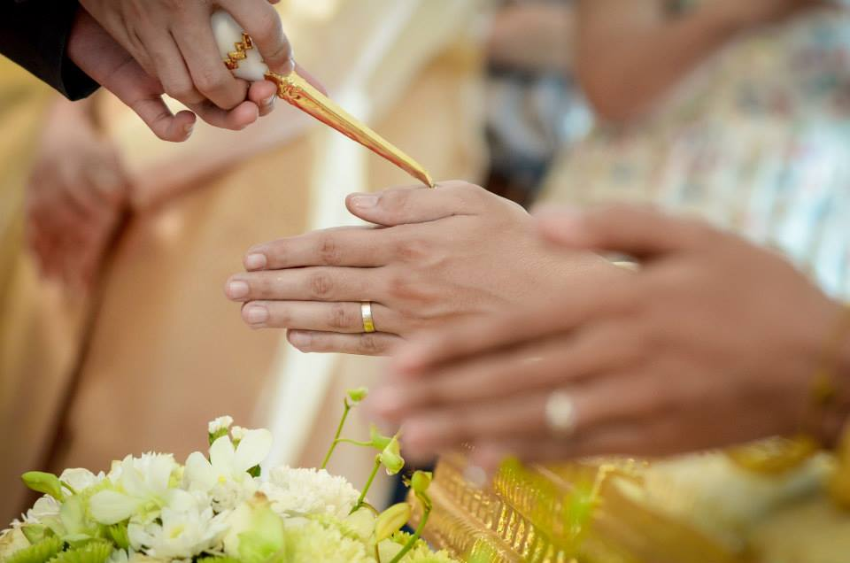 A Traditional Thai Wedding Ceremony Explained in Detail - Koh Samui ...