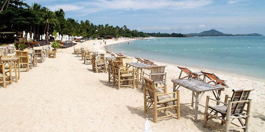 location chaweng noi beach - Chaweng Noi