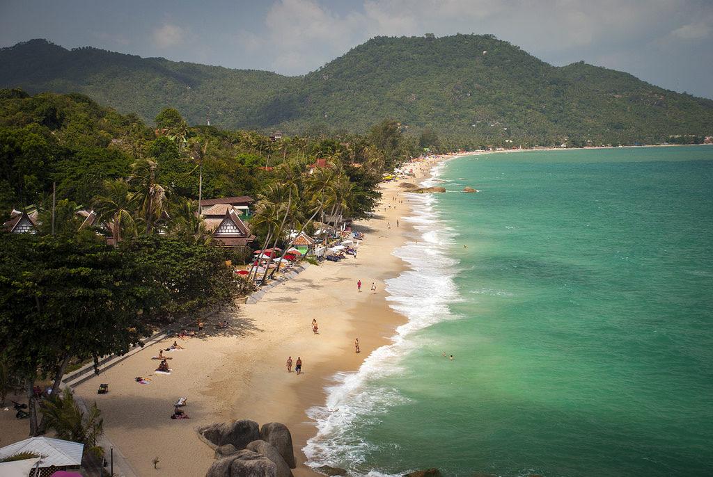 location lamai beach 1024x686 - Lamai