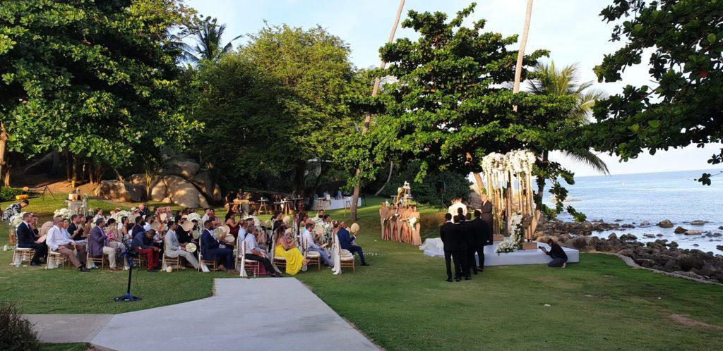 61868453 860177754348429 6847044611404201984 n 1024x498 - Samujana Plays Host to Huge Wedding