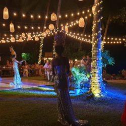 Traditional Thai Dancers Wedding